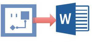 Export de vos logigrammes sous Word, Excel, Powerpoint