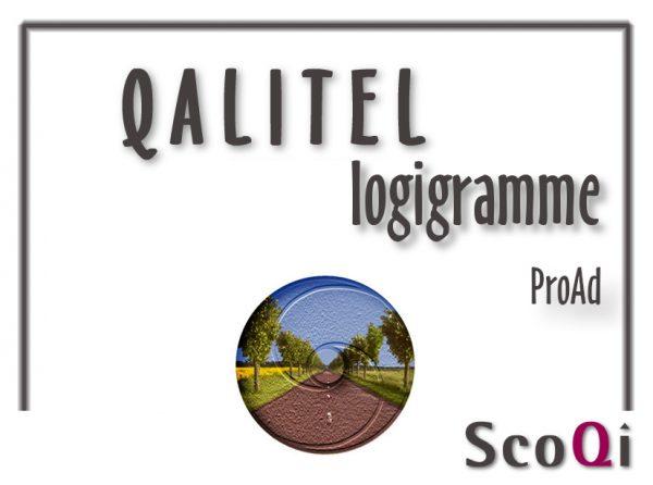 Votre logigramme, organigramme, diagramme, flowchart en version ProAd