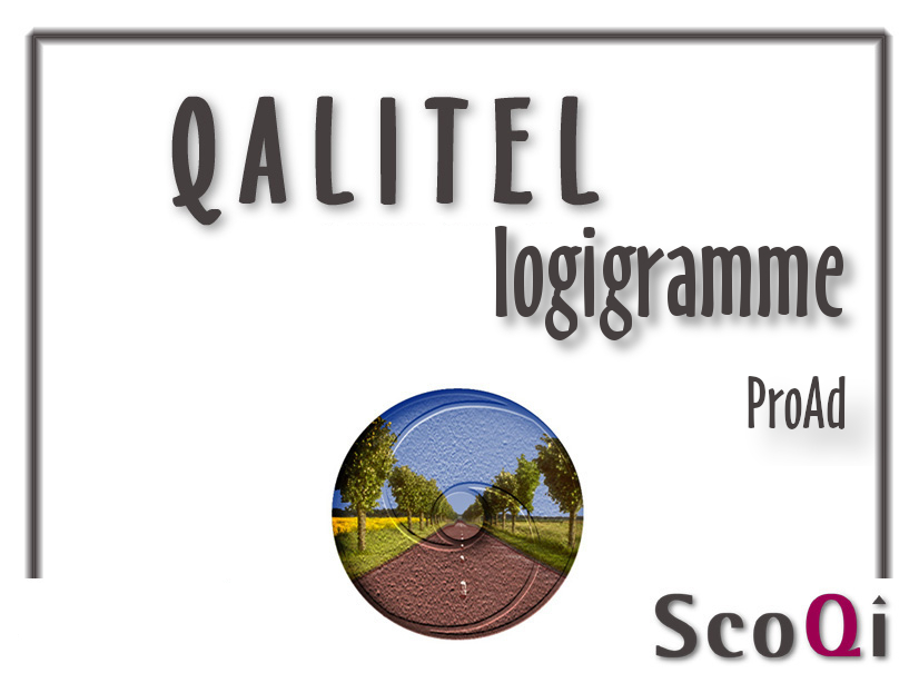 qalitel logigramme logiciel qualite edition Proad. Votre logigramme, organigramme, diagramme, flowchart en version ProAd